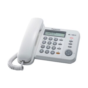 Panasonic KX-TS580MX White Phone Set