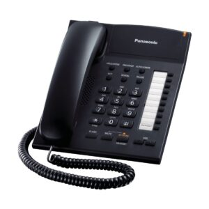 Panasonic KX-TS820MX Black Phone Set