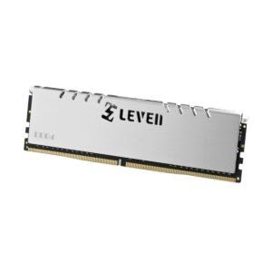 Leven 4GB 2400MHz DDR4 LED Heatsink Desktop RAM