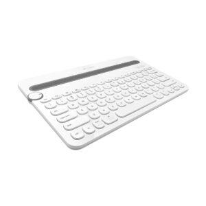 Logitech K480 Bluetooth Multi Device White Keyboard