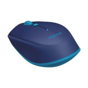Logitech M337 Blue Bluetooth Mouse
