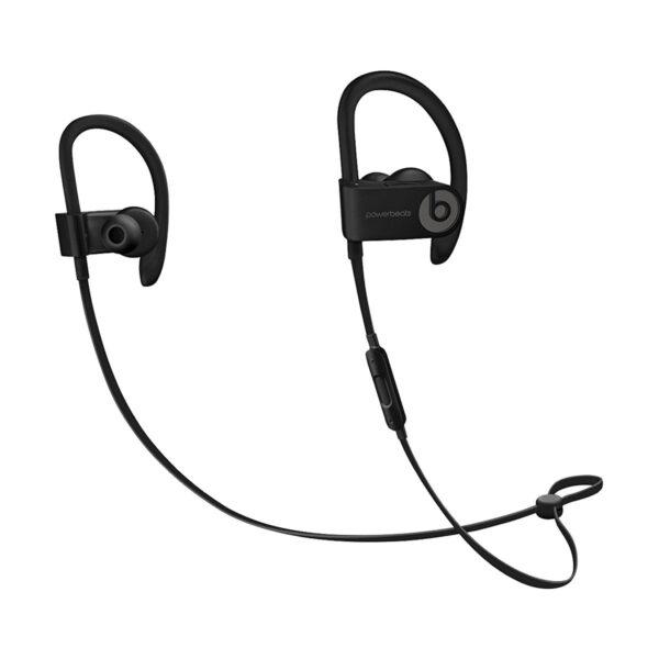 Beats Powerbeats3 by DR. Dre Wireless Earbuds in-Ear Black Sports Earphone