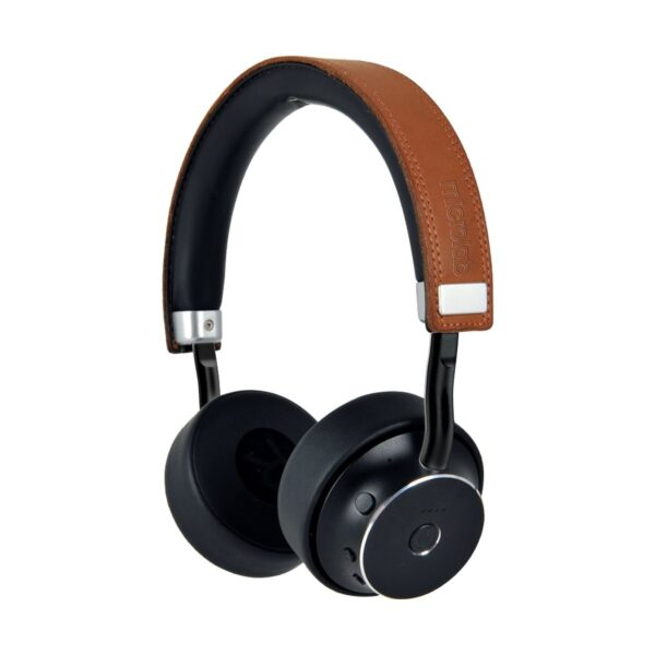 Microlab MOGUL Bluetooth Brown Headphone