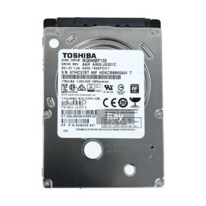 Toshiba 1TB 2.5 Inch SATA 5400RPM Notebook HDD