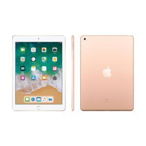 Apple iPad (Early 2018) 9.7 Inch 128GB, Wi-Fi, Gold Tablet