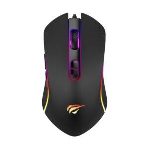 Havit MS852 RGB Black Gaming Mouse