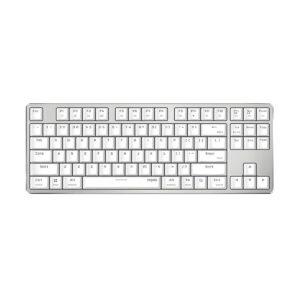 Rapoo MT500 USB Backlit Mechanical White Gaming Keyboard