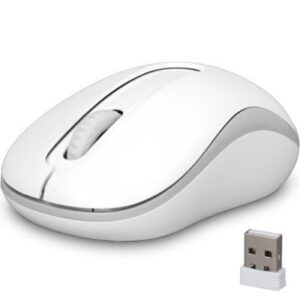 Rapoo M10 Wireless Optical White Mouse