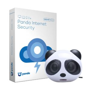 Panda Internet Security 1User with Speaker