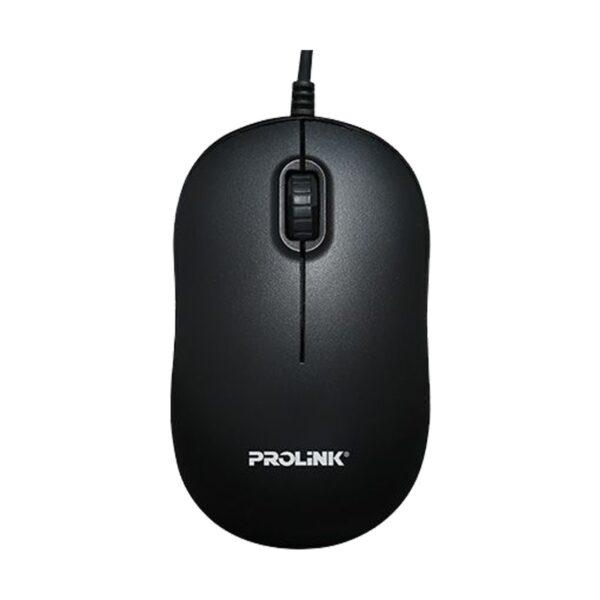Prolink PMC1006 USB Optical Black Mouse