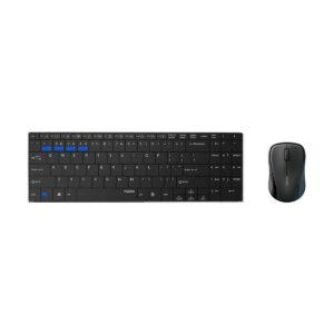 Rapoo 9060M Wireless Black Multi-mode Keyboard & Mouse Combo