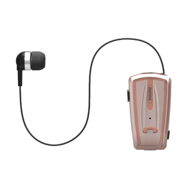 REMAX RB-T12 Bluetooth Rose Gold Earphone