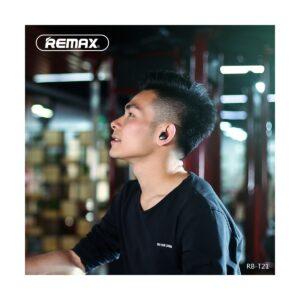 REMAX RB-T21 Mini Single Side Green Earphone