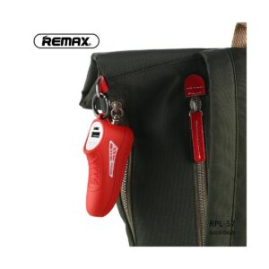 REMAX RPL-57 Running Shoe Series 2500mAh Red Power Bank