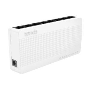 Tenda S108 8 Port 10/100 Megabit Desktop Switch