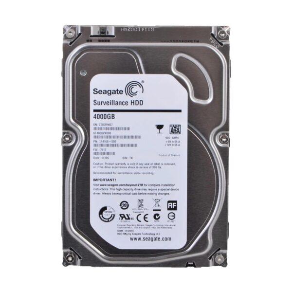 Seagate Skyhawk 4TB 3.5 Inch SATA 5900RPM Surveillance HDD