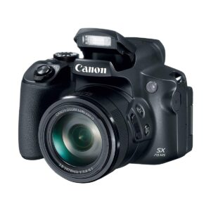 Canon PowerShot SX70 HS Compact Digital Camera with Built-in flash, 65x Optical, 4x Digital and 260x