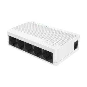 Tenda S105 5-Port Unmanaged 10/100Mbps Ethernet Switch