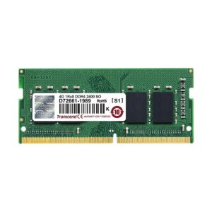 Transcend JetRAM 8GB DDR4 2400 SO-DIMM Notebook RAM
