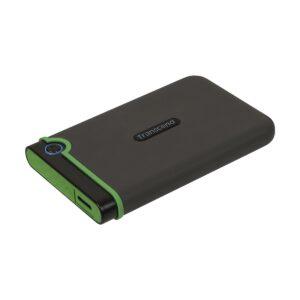 Transcend TS2TSJ25M3S 2TB USB 3.1 Iron Gray Slim External HDD