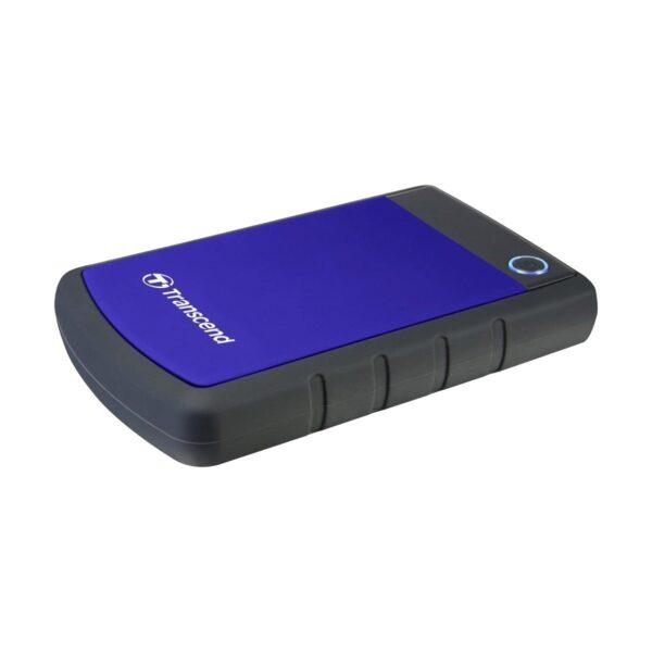 Transcend TS4TSJ25H3B 4TB USB 3.1 Navy Blue External HDD