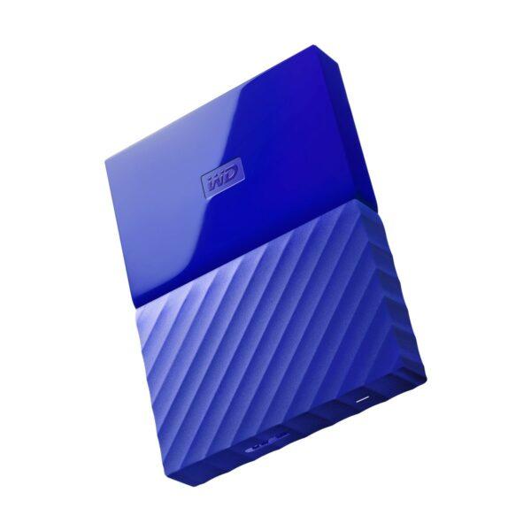 Western Digital My passport WDBYNN0010BBL 1TB USB 3.0 Blue External HDD