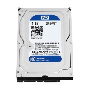 Western Digital Blue 1TB 3.5 Inch SATA 7200RPM Desktop HDD