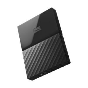 Western Digital My passport 4TB USB 3.0 Black External HDD