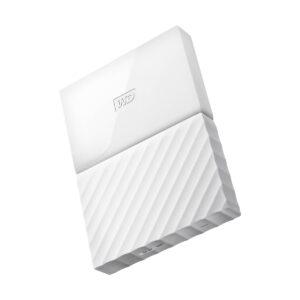Western Digital My Passport 1TB USB 3.0 White External HDD