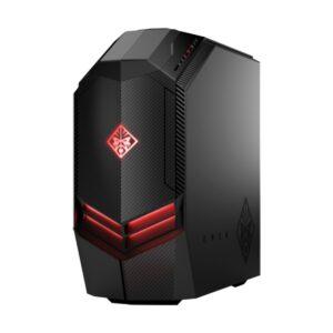 HP OMEN Gaming Desktop 880-023D with AMD Ryzen 7 1800X (3.60-4.00GHz, AMD Promontory B350 Chipset, 2x8GB 2400MHz, 2TB 7200rpm SATA. Win-10 Home) 4GB AMD Radeon RX580 Graphics