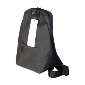 Mi City Sling Dark Grey Bag