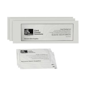 Zebra ZXP Cleaning Card Kit for ZXP Series 3