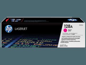 HP 128A Magenta Original LaserJet Toner