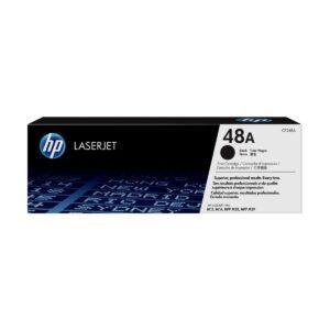HP 48A Black Original LaserJet Toner
