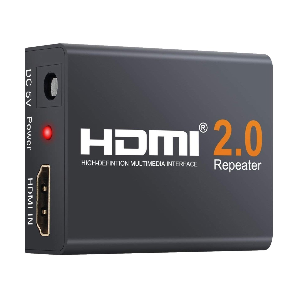 K2 HDMI 2.0 2K 4K UHD 3D Repeater