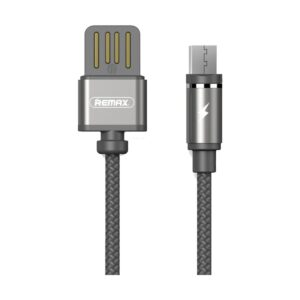 USB Male to Micro USB, 1 Meter, Black Charging Cable