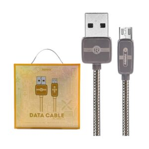 USB Male to Micro USB, 1 Meter, Black Data Cable