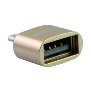 Teutons OTG USB to Micro USB Converter