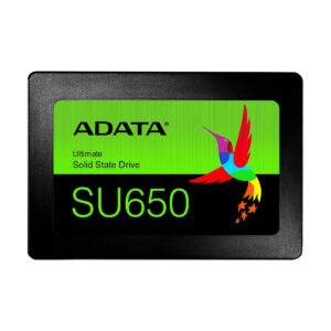 A DATA SU650 120GB 2.5 Inch SATAIII SSD