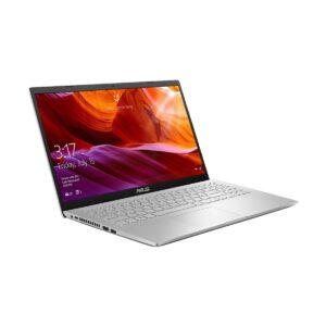 Asus 15 X509FA 8th Gen Intel Core i5 8265U (1.60GHz-3.90GHz, 4GB DDR4, 1TB, 1 x M.2 Slot) 15.6 Inch FHD (1920x1080) Display, Win 10, Transparent Silver Notebook