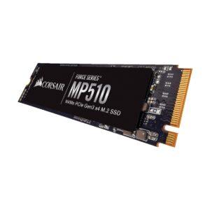 Corsair Force Series MP510 NVMe 480GB M.2 2280 PCIe Gen3x4 SSD Drive