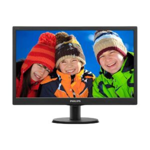 Philips 203V5LSB2 19.5 Inch Res. 1600 x 900 LCD Monitor