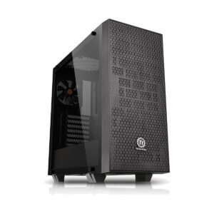 Thermaltake Core G21 TG BLACK Full Window (Tampered Glass) Casing