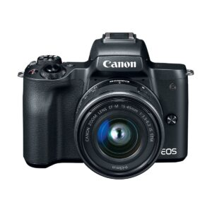 Canon EOS 200D II Digital SLR Camera Body With EF-S 18-55mm 1:3.5-5.6 III Lens