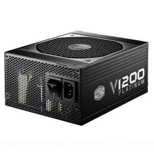 Cooler Master V1200 80 Plus Platinum Fully Modular Power Supply