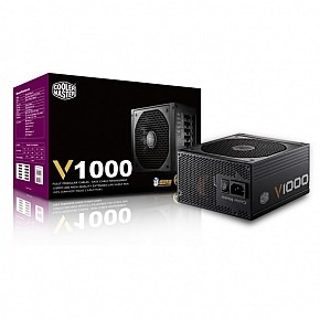 Cooler Master Vanguard V1000W 80+ Gold Full Modular (RSA00-AFBAG1-UK) Power Supply