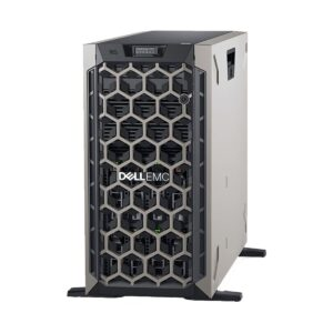 Dell PowerEdge T440 Tower Server with 2x Intel Xeon Silver 4110 (2.1GHz, 8C/16T, 9.6GT/s , 11M Cache, Turbo, HT-85W) Processor, Intel C620 Chipset, 128GB RDIMM, 2666MT/s, Single Rank (24x DIMM Slot, 3TB Max), Dell 5 x 4TB 7.2K RPM NLSAS 12Gbps 512n 3.5in