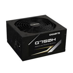 Gigabyte G750H 750W Semi Moduler 80 Plus Gold Certified PSU