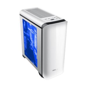 Gamemax H-602-WB Mid Tower White Gaming Casing
