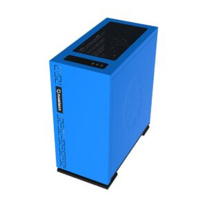 Brand Gamemax Model Gamemax H-605-RD Case Type Mid Tower Mainboard Type -, mATX Front USB Port 1 x USB3.0, 2 x USB2.0 Front Audio Port 1 x HD Audio Power supply ATX Cooling Fan 1 Expansion Slots 4 Transparent Side Windows Yes Warranty No warranty Made in/ Assemble China Country of Origin China